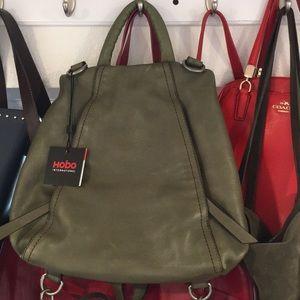 HOBO Bags   Brand River Backpack Purse   Poshmark 95732d83e0